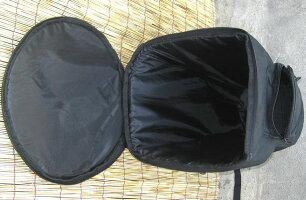 高級ジャンベバッグLサイズ〜ブラック〜