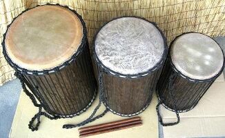 インドネシア製ドゥンドゥン(ジュンジュン)〜3サイズセット〜