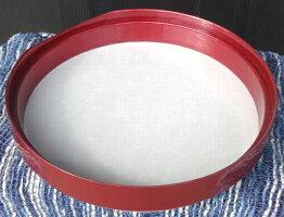 ファイバーグラス製フレームドラム〜プラスチックヘッド〜《30cm径》