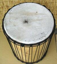 インドネシア製特大ドゥンドゥン(ジュンジュン)《マンゴー》〜ドゥヌンバ(単体)〜