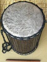 インドネシア製ドゥンドゥン(ジュンジュン)《マホガニー》〜サンバン(単体)〜