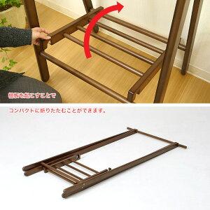 【89251】木製ハンガーBR(1個/1才)