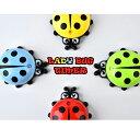 【あす楽対応】てんとう虫キッチンタイマー ladybug Kitchen Timer ダイヤルタイマー 電池不要 アナログタイマー クッキング ゼンマイ式 料理用タイマー かわいい テントウムシ てんとうむし lady beetle