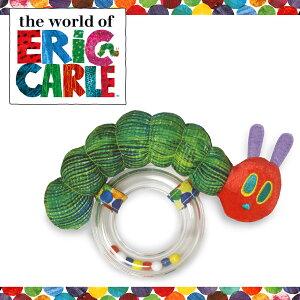 EricCarle(エリックカール) はらぺこあおむし リングラトル おもちゃの画像