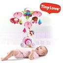 TinyLove(タイニーラブ) タイニープリンセス ミュージックボックスモービル【05P03Dec16】