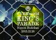 UVERworld/UVERworld KING'S PARADE Nippon Budokan 2013.12.26(初回生産限定盤)