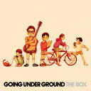 GOING�@UNDER�@GROUND�^THE�@BOX�i2DVD�t�j