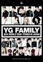 オムニバス/YG FAMILY WORLD TOUR 2014-POWER-in Japan