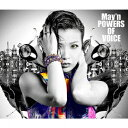 May'n/POWERS OF VOICE(初回限定盤)(Blu−ray Disc付)