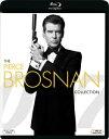 007/ピアース・ブロスナン ブルーレイコレクション<4枚組>(Blu-ray Disc)