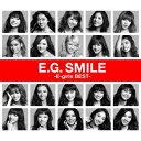 E-girls/E.G. SMILE -E-girls BEST-(2CD+1DVD)