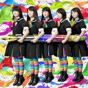 Idol Name: Ra Line - ロッカジャポニカ/教歌SHOCK!(国・数盤)(Blu−ray Disc付)