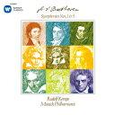 ケンペ/ベートーヴェン:交響曲第1番、第5番「運命」
