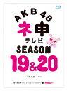 AKB48/AKB48 ネ申テレビ シーズン19&シーズン20 BOX(Blu-ray Disc)