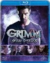 GRIMM/グリム シーズン3 ブルーレイ バリューパック(Blu-ray Disc)