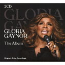 其它 - グロリア・ゲイナー/GLORIA GAYNOR − THE ALBUM