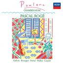 ロジェ/プーランク:ピアノと木管のための作品集[SHM-CD]