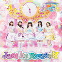 Idol Name: Wa Line - わーすた/Just be yourself(Blu−ray Disc付)[スマプラ対応]