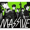 B.A.P/MASSIVE(初回限定盤A)(DVD付)