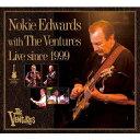 樂天商城 - ベンチャーズ/Nokie Edwards with The Ventures Live since 1999(5枚組Box 完全限定盤)