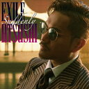 EXILE ATSUSHI/RED DIAMOND DOGS/Suddenly/RED SOUL BLUE DRAGON(DVD付)