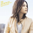 【送料無料】 CAN'T BUY MY LOVE / YUI