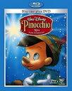 ピノキオ プラチナ・エディション ブルーレイ・プラス・DVDセット