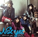 Not yet/週末Not yet(A)(DVD付)