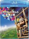 カールじいさんの空飛ぶ家 ブルーレイ+DVDセット