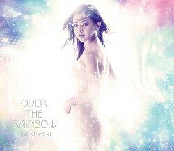 倉木麻衣/OVER THE RAINBOW(初回限定盤)(DVD付)