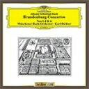 リヒター/バッハ:ブランデンブルク協奏曲第1番-第4番,第6番