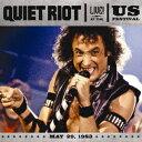 艺人名: Q - クワイエット・ライオット/ライヴ・アット・USフェスティヴァル 1983(DVD付)