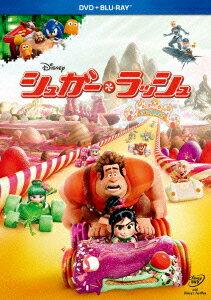 シュガー・ラッシュ DVD+ブルーレイセット...:ebest-dvd:13879525