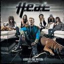 H.E.A.T/アドレス・ザ・ネイション(コレクターズ・エディション)[SHM-CD]