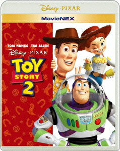 トイ・ストーリー2 MovieNEX ブルーレイ+DVDセット...:ebest-dvd:13911966