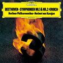 樂天商城 - カラヤン/ベートーヴェン:交響曲第1番&第3番「英雄」[SHM-CD]