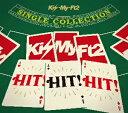 Kis−My−Ft2/HIT! HIT! HIT!(初回限定盤)(2DVD付)