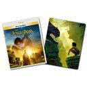 オンライン数量限定商品 ジャングル・ブック MovieNEXプラス3Dスチールブック ブルーレイ+DVDセット