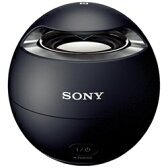 ソニー SRS-X1-B(ブラック) Bluetoothワイヤレス防水スピーカー