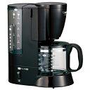 象印 EC-AK60-TD(ダークブラウン) コーヒーメーカ...