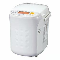 タイガー魔法瓶 KBC-S100-W(ホワイト) やきたて ホームベーカリー 1斤