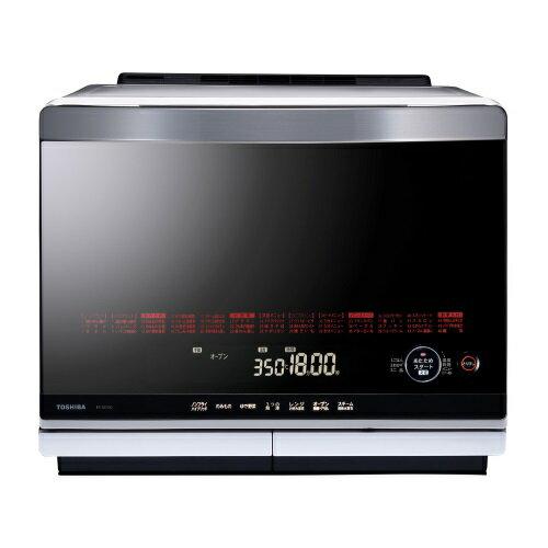 東芝 ER-ND500-W(グランホワイト) 石窯ドーム スチームオーブンレンジ 31L