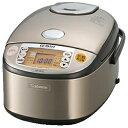 象印 NP-HN10-XA(ステンレス) 極め炊き圧力IH炊飯器 5.5合