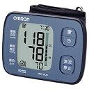 オムロン HEM-6220-B(ブルー) 手首式血圧計