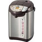 タイガー魔法瓶 PIB-A300-T(ブラウン) とく子さん 蒸気レスVE電気まほうびん 2.91L