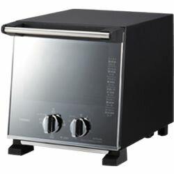 ツインバード工業 ブラック オーブン トースター