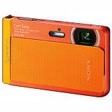 【長期保証付】SONY DSC-TX30 D(オレンジ) サイバーショット