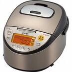 タイガー魔法瓶 JKT-S180-T(ブラウン) 炊きたて みんなのtacook IH炊飯器 1升
