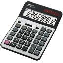 シャープ CS-S952-X 実務電卓 12桁