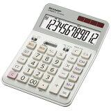SHARP CS-S952C-X 実務電卓 セミデスクトップタイプ 12桁